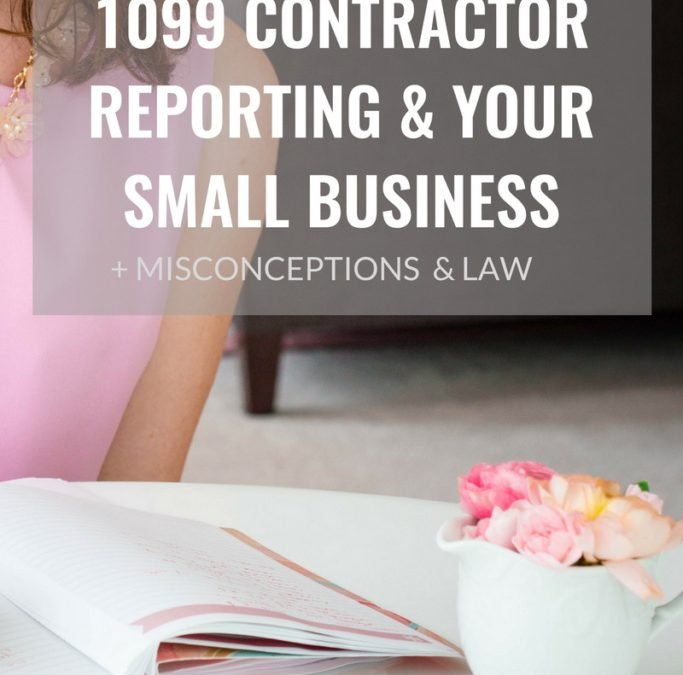 1099 Contractor Reporting for Your Small Business