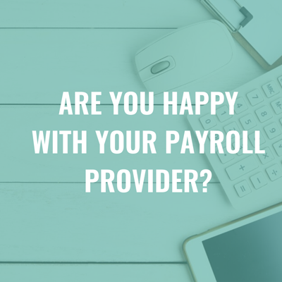 Erin Armstrong - Business Coach & Virtual CFO - Are You Happy With Your Payroll Provider?