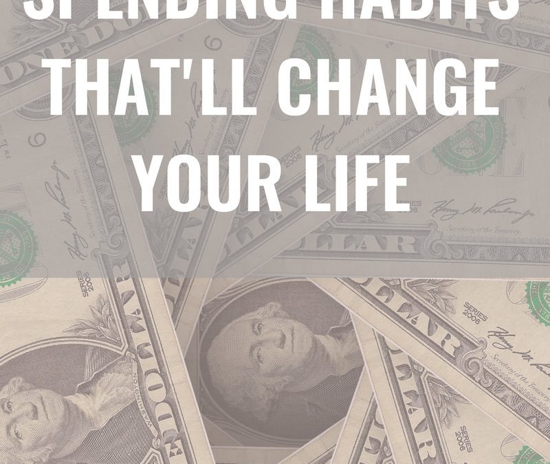 Erin Armstrong - Business Coach - Virtual CFO - Blog - Two Money Spending Habits That Will Change Your Life