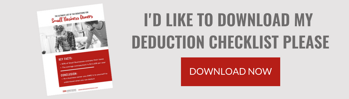 Erin Armstrong - Business Coach - Virtual CFO - Optin - Download My Tax Deduction Checklist Please